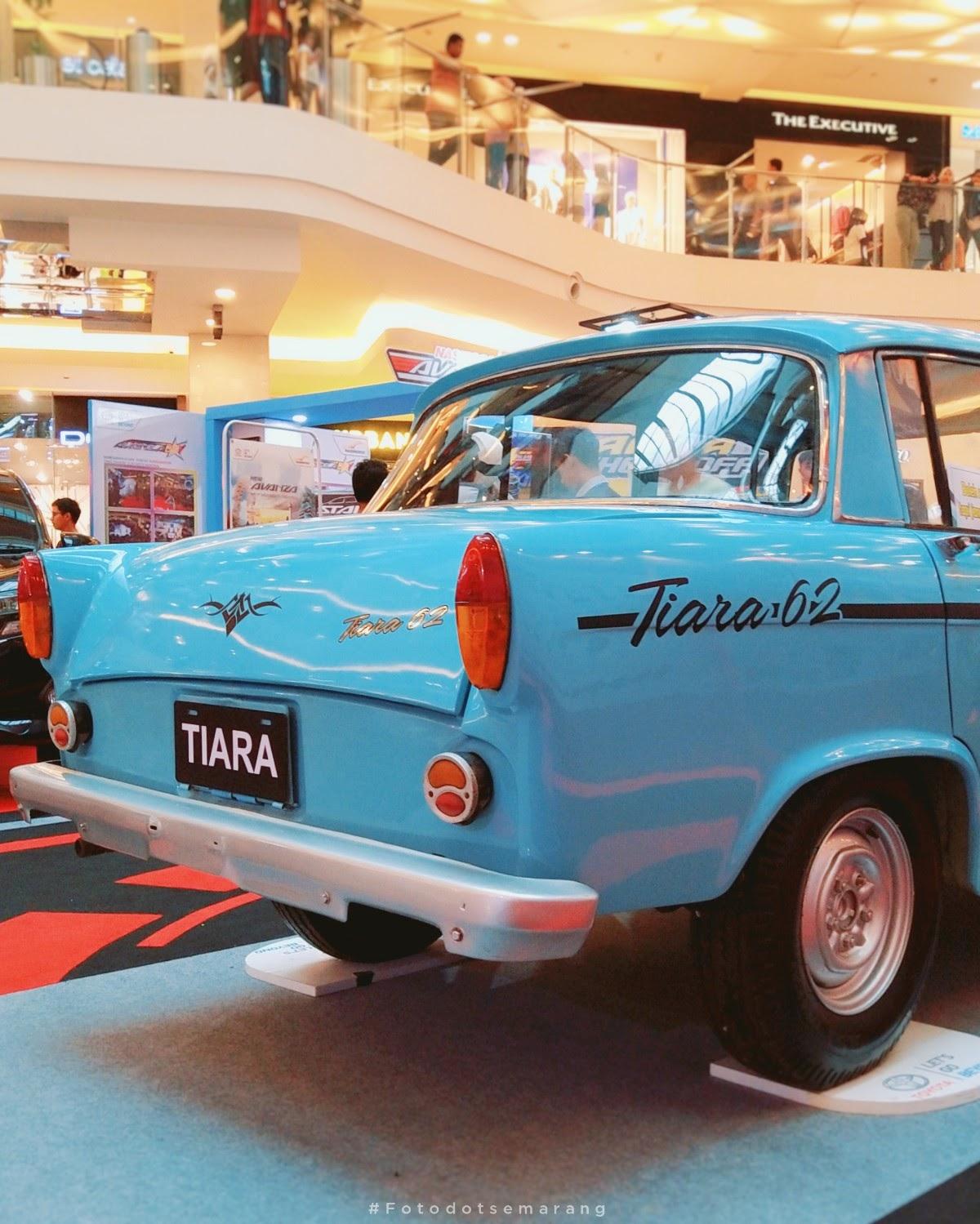 [Photoblog] Toyota Tiara 1962 hingga Toyota AE-86 Sprinter Trueno (Film Initial D)