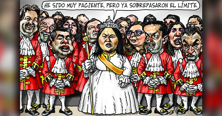 Carlincaturas Domingo 8 Octubre 2017 - La República