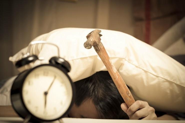 Dysania, Penyakit Akibat Malas Bangun Tidur