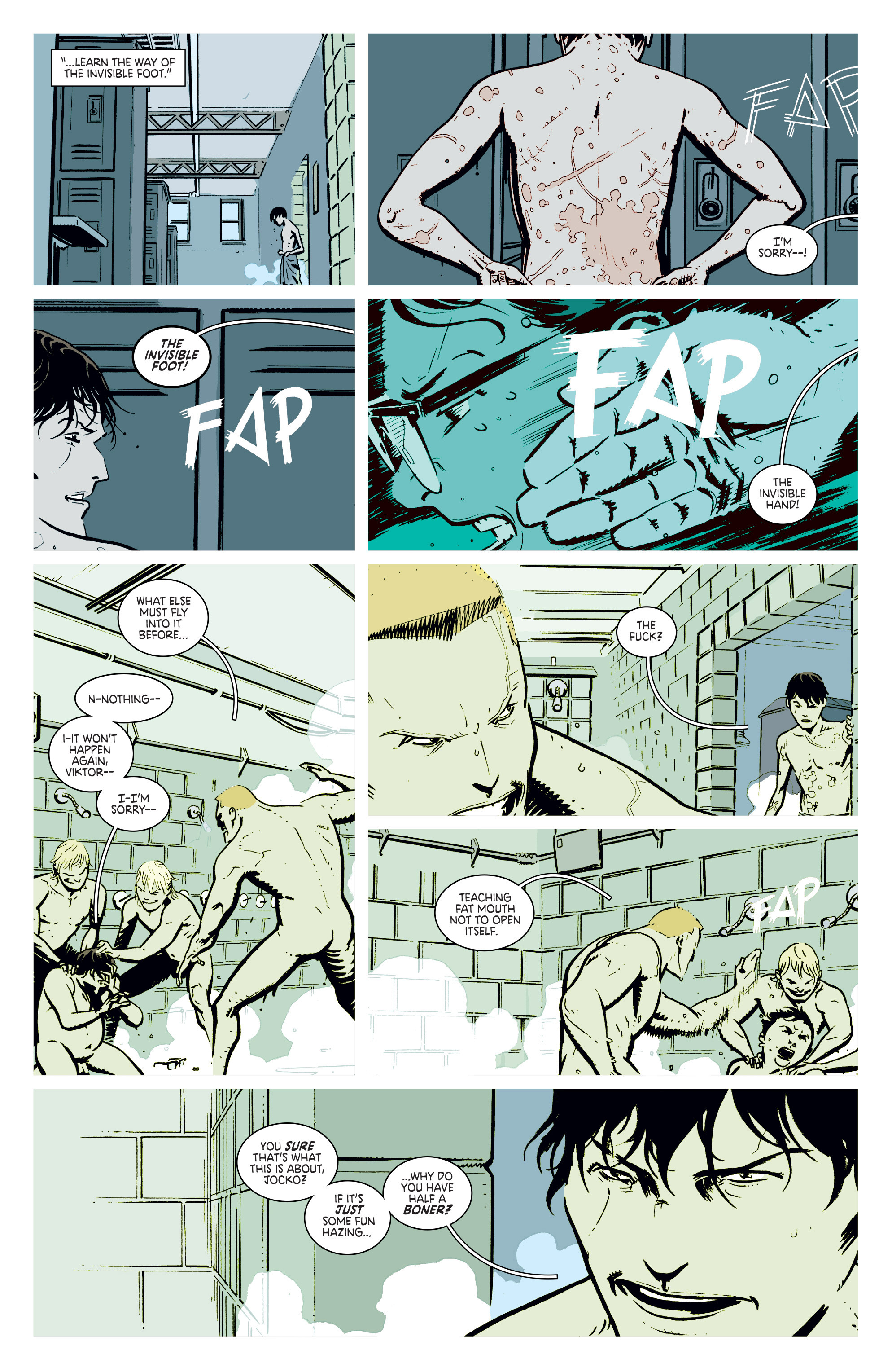 Read online Deadly Class comic -  Issue #2 - 18