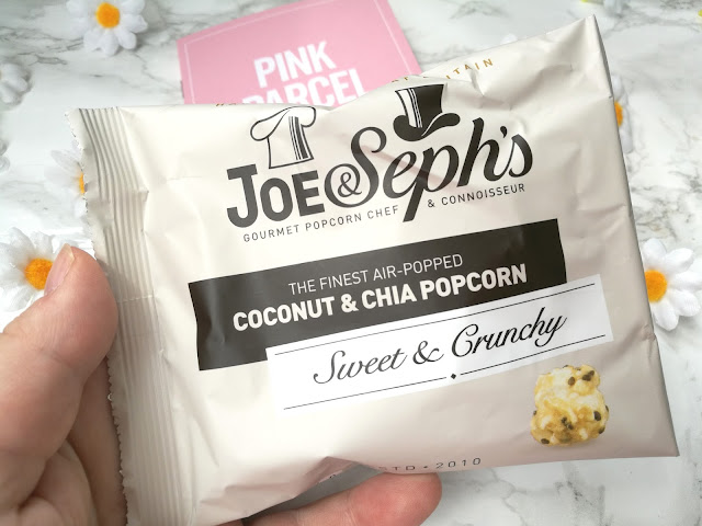 Joe and Sephs Coconut and Chia Popcorn