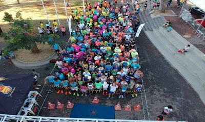 41ª Corrida e Caminhada Pedestre do Trabalhador reuniu 400 atletas de toda região