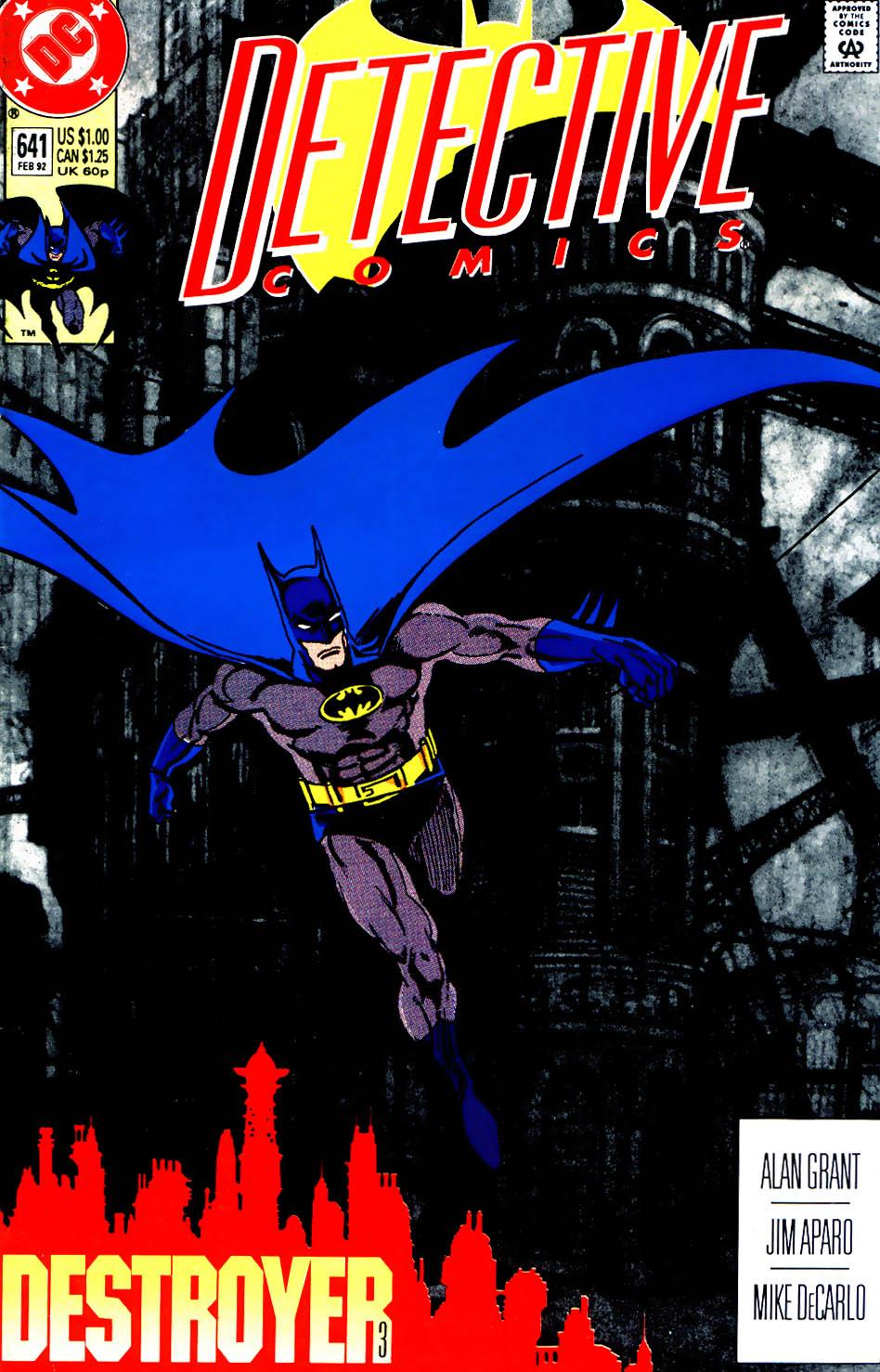 Detective Comics (1937) 641 Page 1