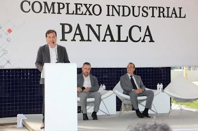Complexo Industrial é inaugurado em Juquiá e gerará mais de 200 empregos diretos