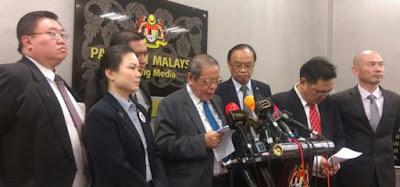 Kit Siang accuses Rahman Dahlan of amassing 'strategic lies'