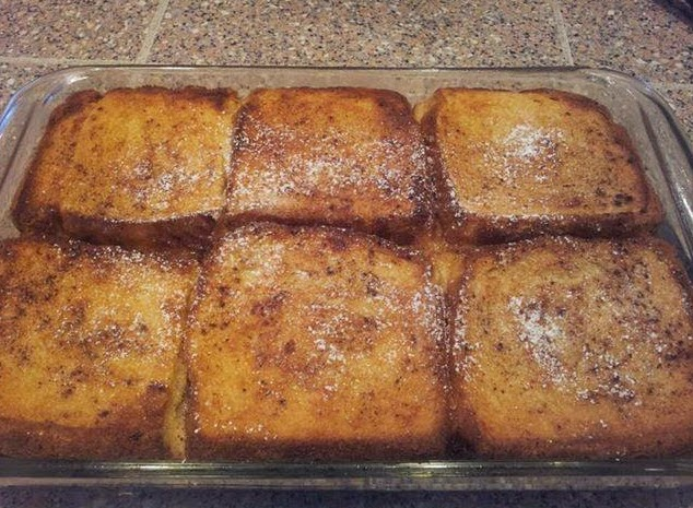 Best Recipes In World French Toast Bake