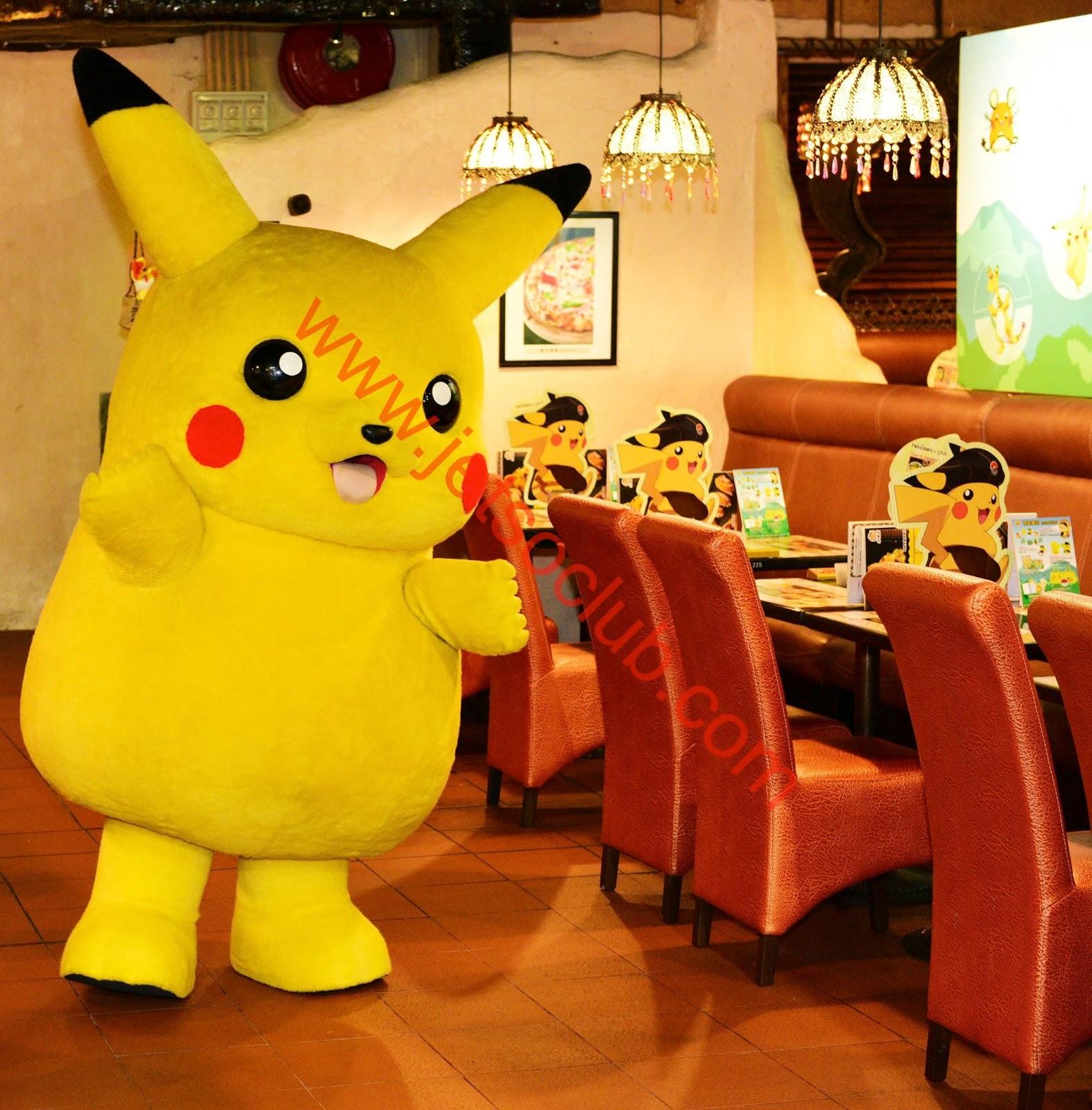 沙嗲王:Poketmon 寵物小精靈主題餐廳(至25/10) ( Jetso Club 著數俱樂部 )