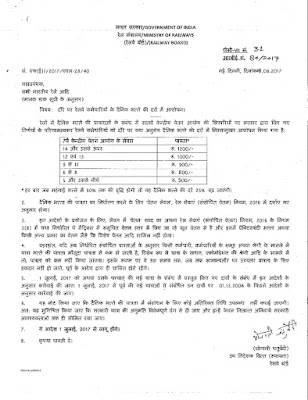 revised-rate-of-daily-allowance-for-railways-hindi