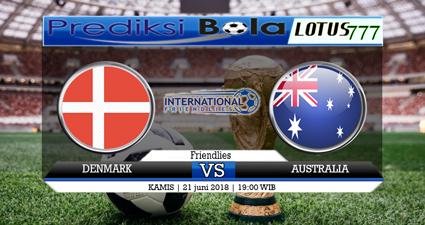 Prediksi Denmark Vs Australia 21 Juni 2018
