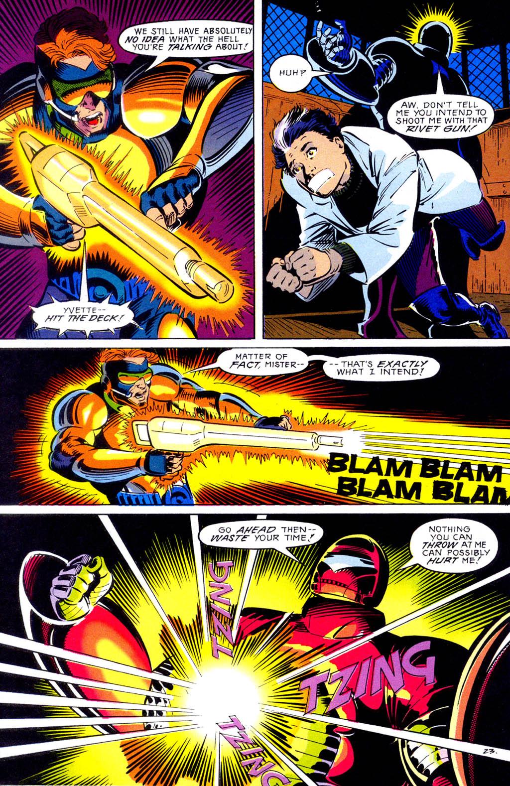 Read online Gunfire comic -  Issue #1 - 30