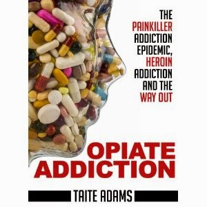 opiate addiction, taite adams