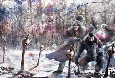 Ultima Forsan: Rutenia Macabra (cover di Sebastien Ecosse)