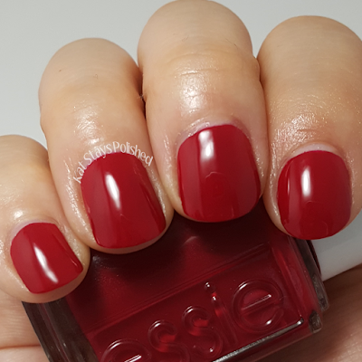 Essie Winter 2016 - Party on a Platform | Kat Stays Polished