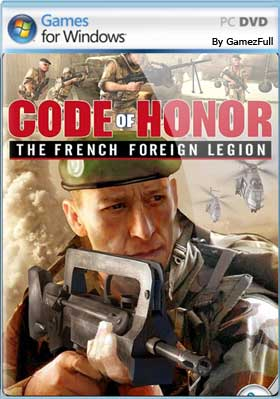 Code of Honor The French Foreign Legion PC Full Español