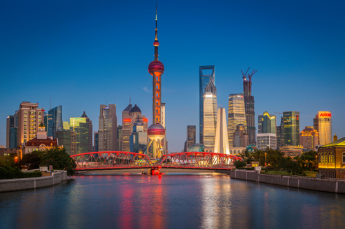 China Growing Population
