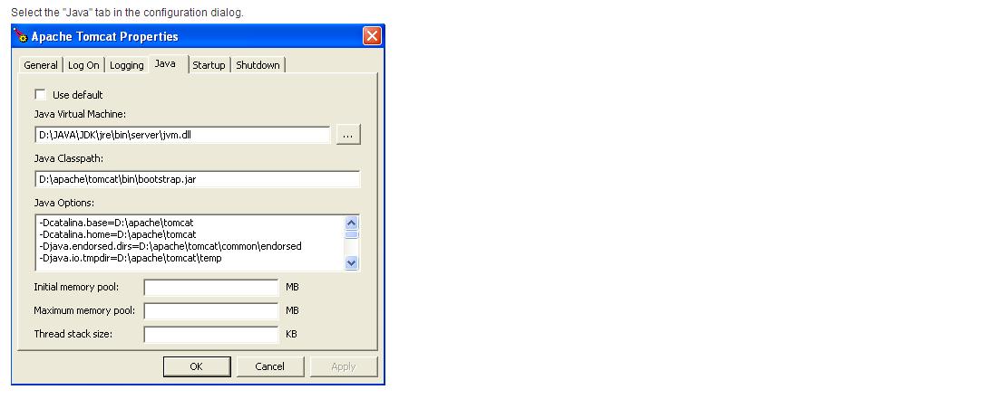 laxman: Tomcat – Java Lang OutOfMemoryError: PermGen Space