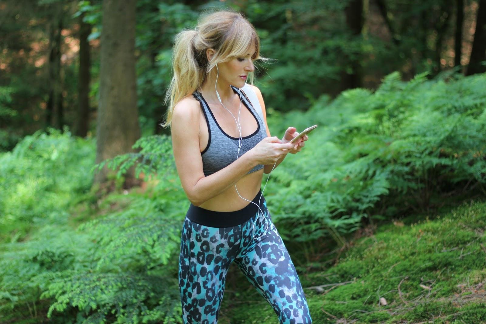 Fitness über 40 Playlist Spotify