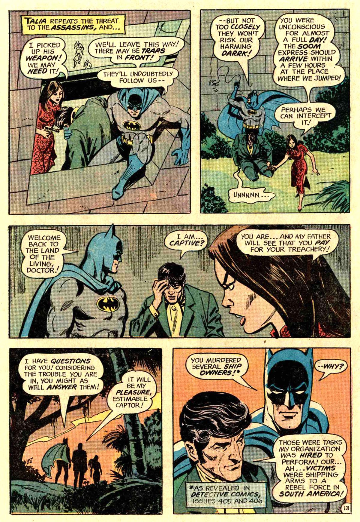 Detective Comics (1937) 411 Page 19