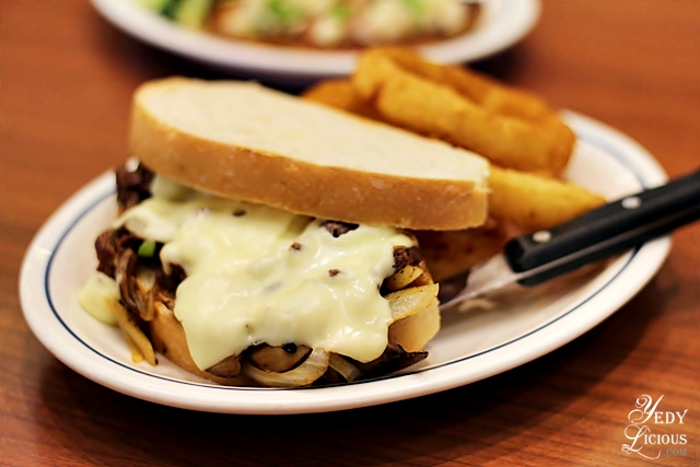Cheese Steak Sandwich IHOP PH