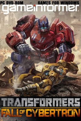 Transformers Fall of Cybertron direct download game