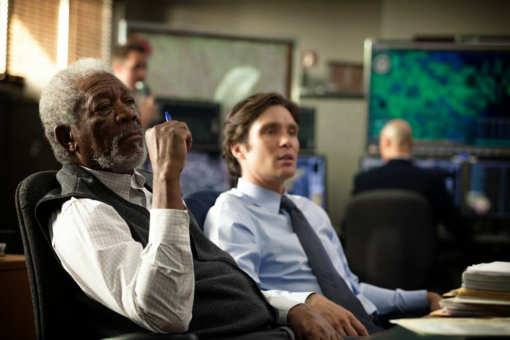 transcendence morgan freeman cillian murphy