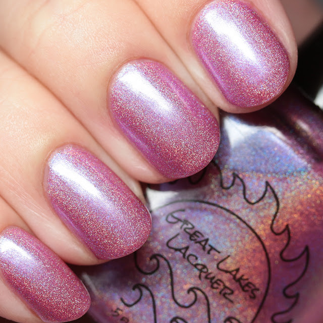 Great Lakes Lacquer Shine