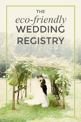 eco-friendly wedding registry