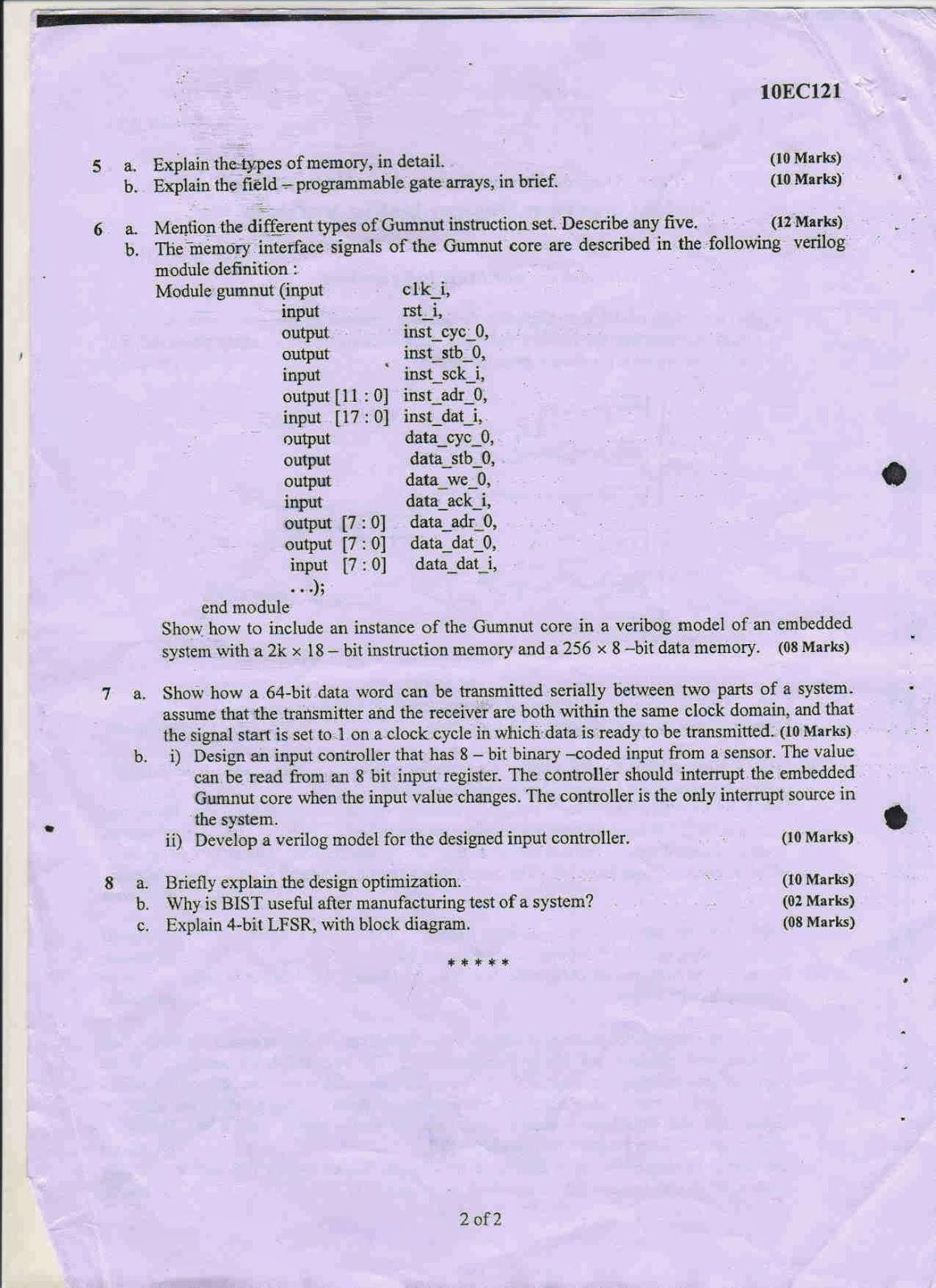 ALL STUDY MATERIALS IN ONE PIT: VTU MTech(DE)