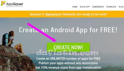 Cara Membuat Aplikasi Android #1