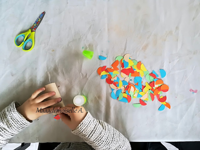 || Activité : Koinobori en papier (L'art est un jeu d'enfant # 13)