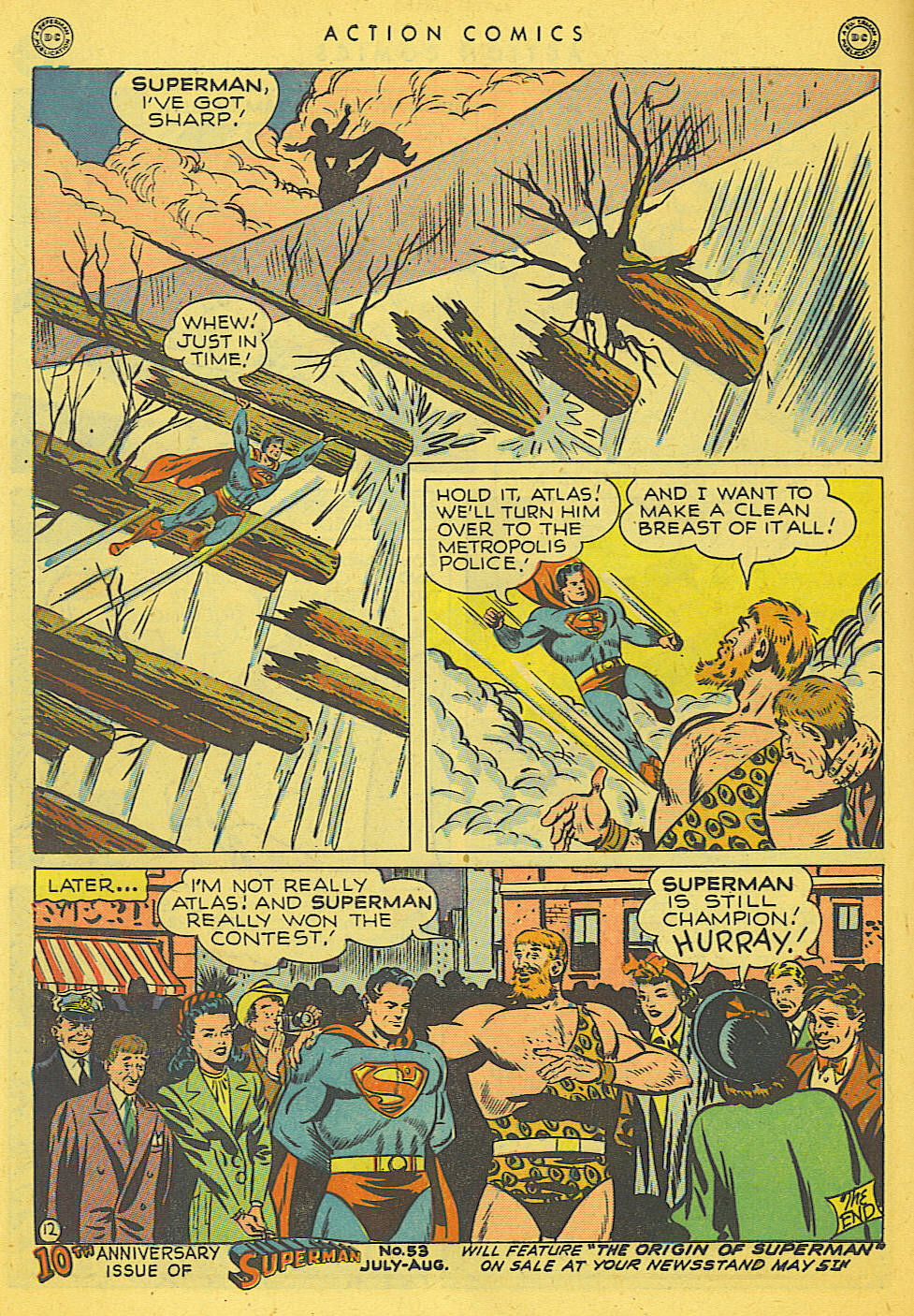 Action Comics (1938) 121 Page 12