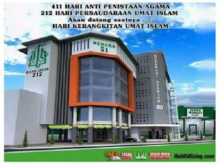 Mohon Do'a dan Dukungan! AA Gym Ingin Dirikan Bank Islam 212, TV 212 Koperasi Syariah 212 dan Minimarket 212
