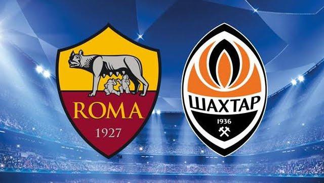 Dove Vedere ROMA-Shakhtar Streaming senza Rojadirecta Diretta Live Online | Calcio Champions League