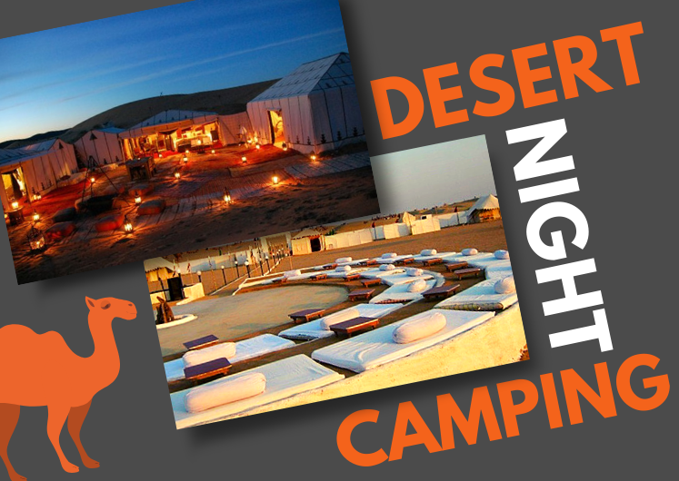 Best Places for Royal Night Camping in Rajasthan - BLOGratify