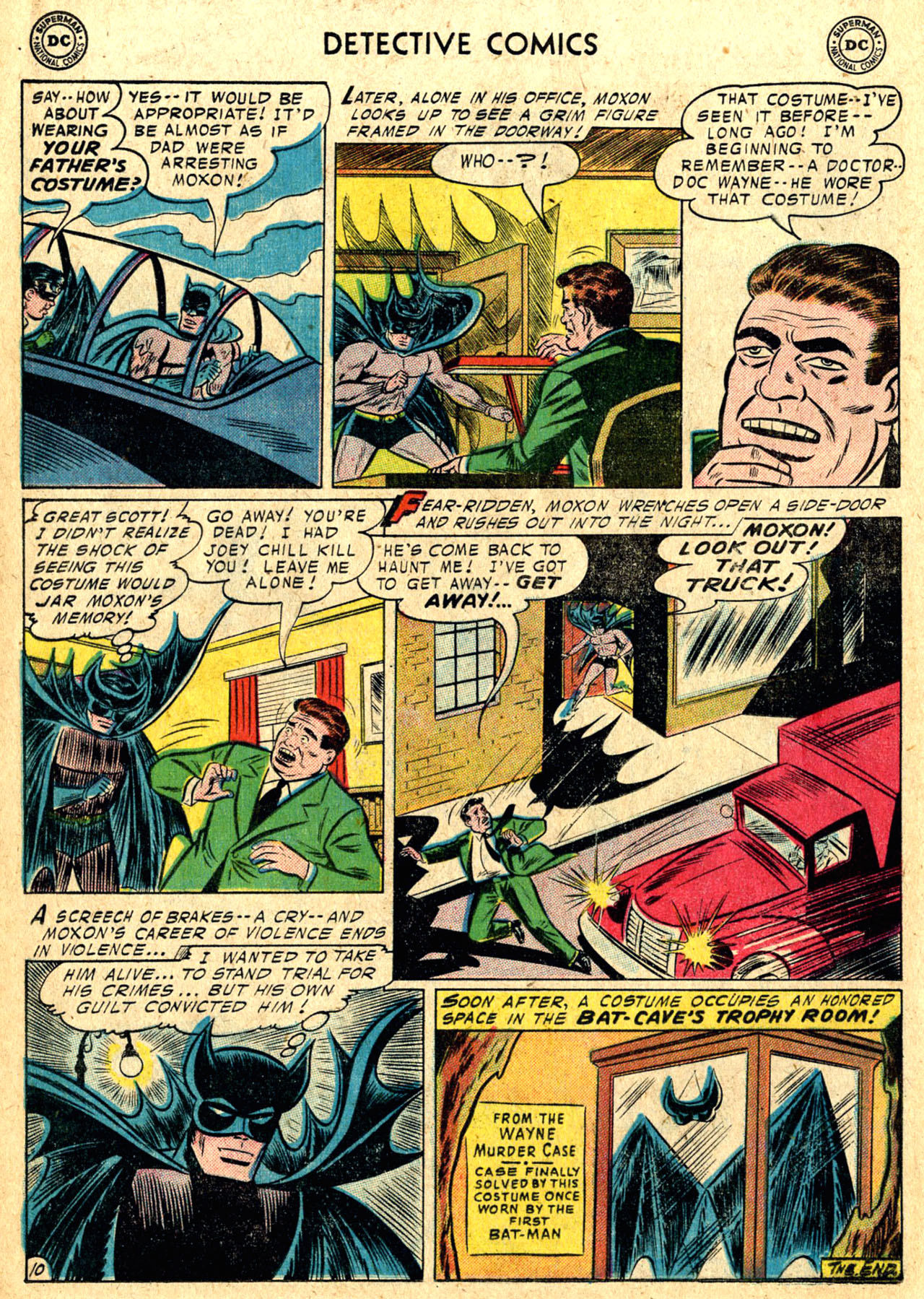 Read online Detective Comics (1937) comic -  Issue #235 - 12
