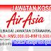 Job Vacancy at AirAsia Berhad