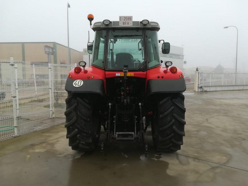 Tractor Massey Ferguson 5465 de segunda mano