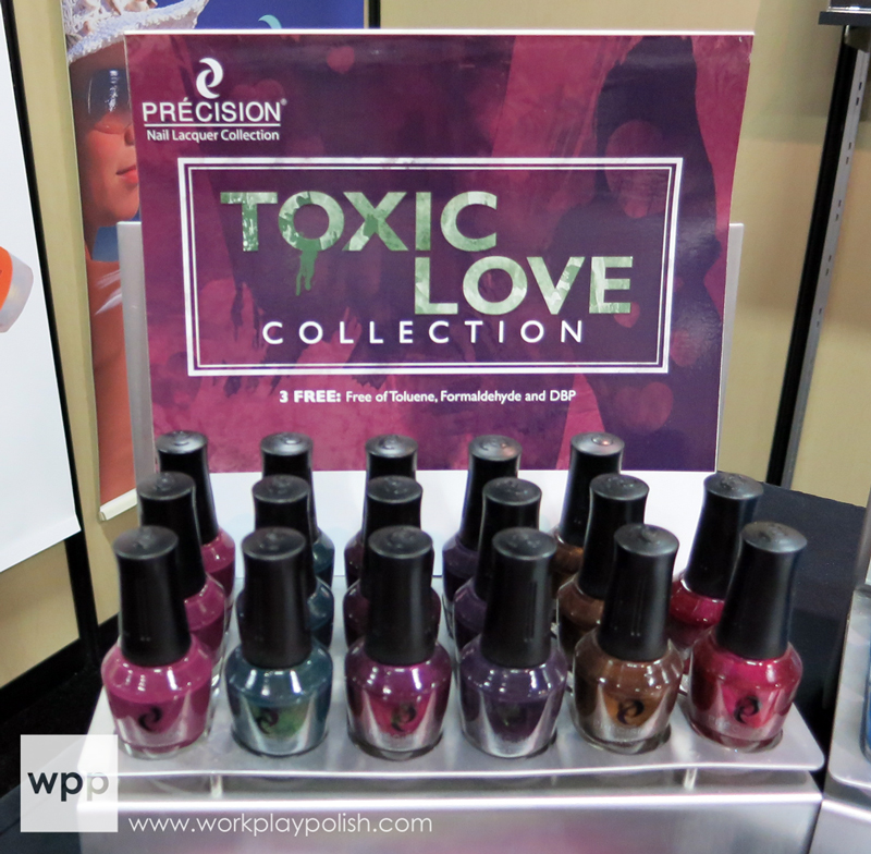 Precision Lacquer Toxic Love Collection
