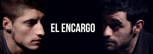Pau Vercher y Alberto Chilet en El Encargo Microteatre Valencia
