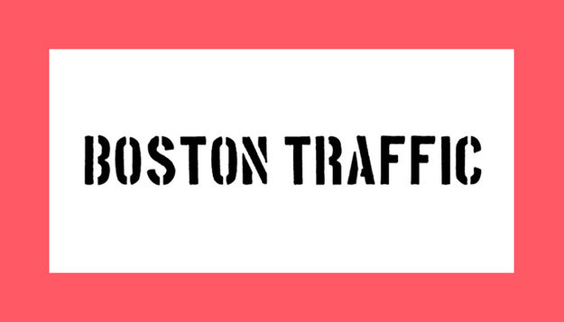 Font Boston Traffic Download