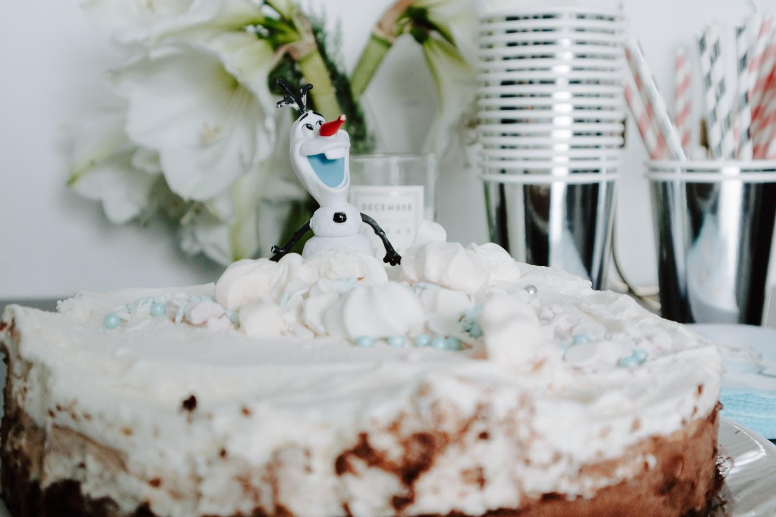Frozen, teemajuhla, lastenjuhla, lastenkutsu, juhlat