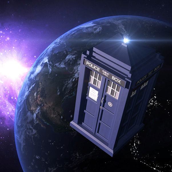 DoctorWho Wallpaper Engine