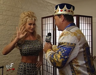 WWE / WWF - Fully Loaded 1998 Review - Jerry Lawler interviews Sable