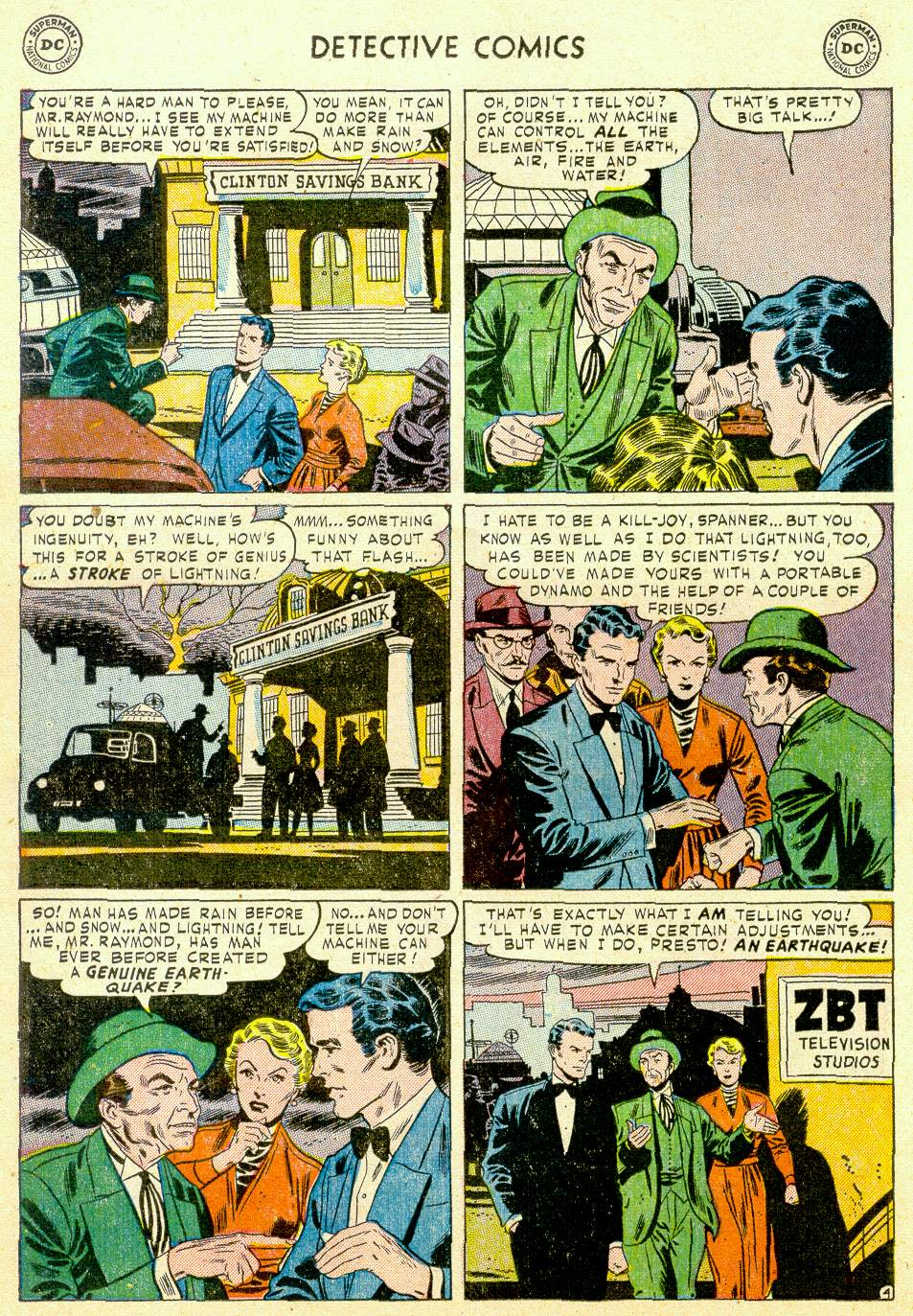 Read online Detective Comics (1937) comic -  Issue #184 - 20