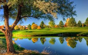 خلفيات مناظر طبيعية روعة مياه واشجار