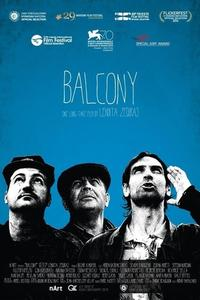 Poster Balcony