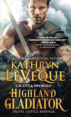 New Release: Highland Gladiator by Kathryn Le Veque
