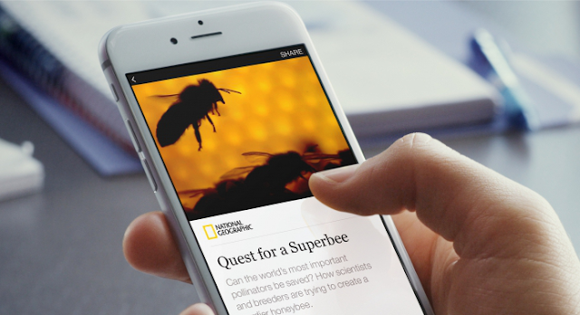Facebook lance Instant Articles