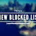 View Your Blocked Facebook List and Unblock Friends