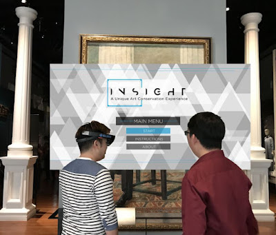 Source: National Museum of Singapore. Project Insight focuses on art conservation.